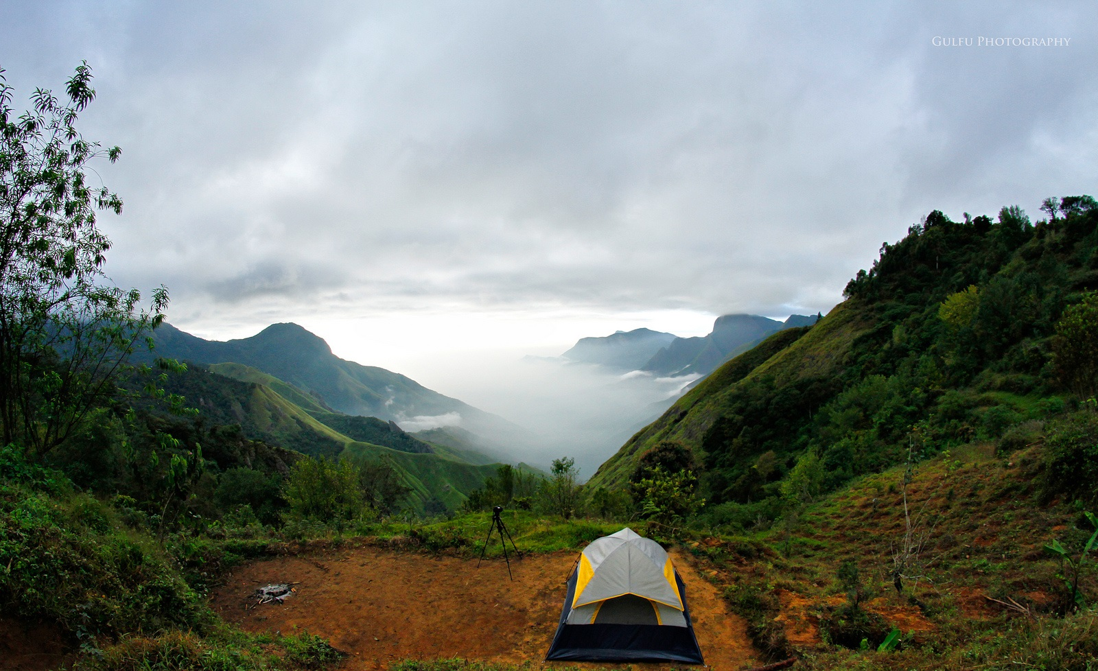 Camping In Wonderland – 7 Amazing Sites For Camping In India
