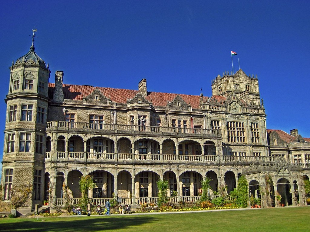Viceregal Lodge_Flickr