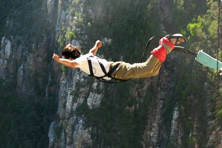 adventure activities in India