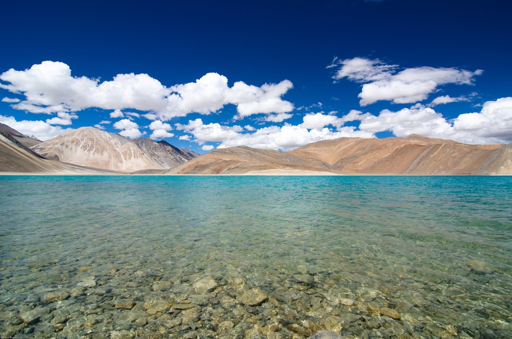 Pangong Lake_Flickr